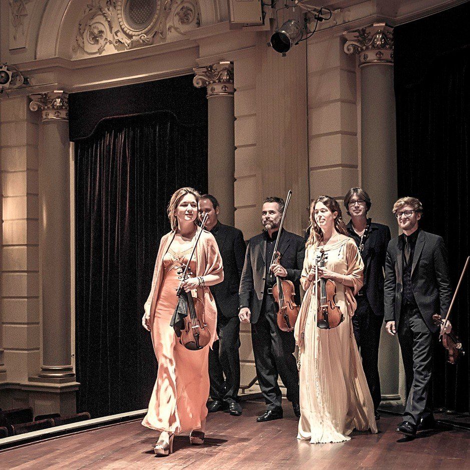 15-4-2018 Camerata RCO - members of the Royal Concertgebouw Orchestra